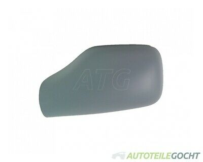 PEUGEOT 106 92-03 RIGHT WING REARVIEW MIRROR COVER PRIMED 815219 lg