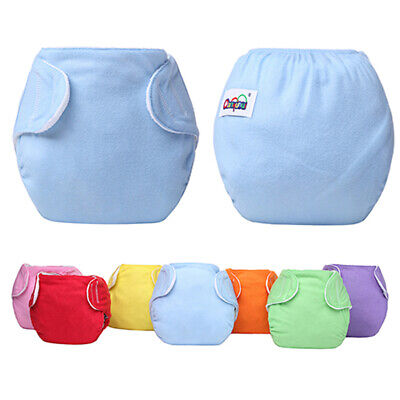 Baby Kids Diaper Cover Adjustable Reusable Nappies Cloth Wrap Diapers Charm