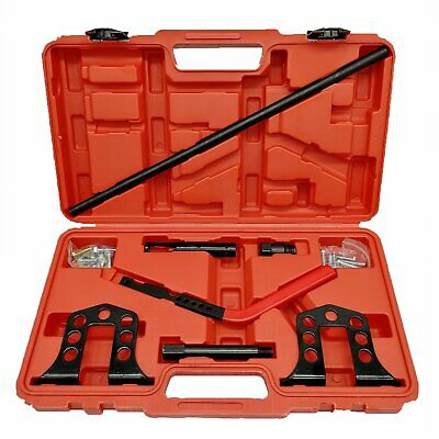FreeTec Universal Valve Spring Remover and Installer Tool Kit Compatible with BENZ BMW
