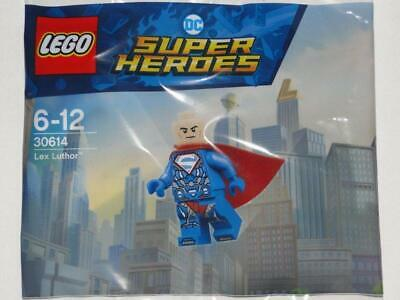 Brand new LEGO 30614 DC Super Heroes Mini Figure Lex Luthor