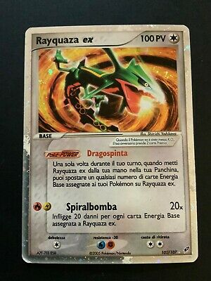 groink tedesco POKEMON EX DEOXYS 32//107
