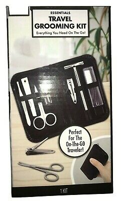 *BRAND NEW* 7 Piece Travel Grooming Kit with Case