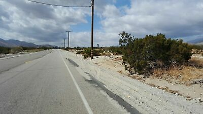 Residential Lot, City Of Twentynine Palms, Close To Downtown, Mobiles Ok, Look