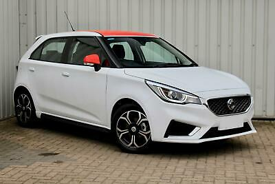 MG3 Excite 2019 1.5 5dr our latest demonstrator & 7yrs Warranty