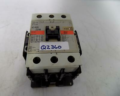 Fuji Electric Magnetic Contactor Sc-N2S