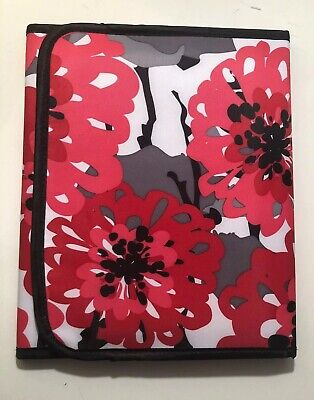 Thirty-One - Bold Bloom (Retired) - Fold It Up Organizer IPAD/Tablet Holder NWOT