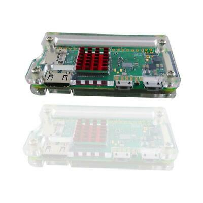 Durable Heatsink Transparent Acrylic Protective Case Pi For Raspberry S2R1