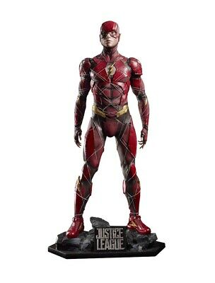 THE FLASH - Justice League 1:1 Scale Life-Size Statue (Muckle Mannequins) #NEW