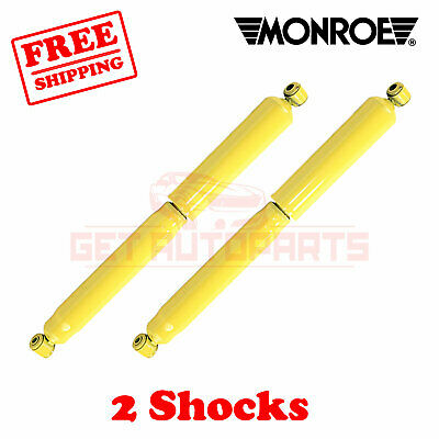 For Ford 87-91 F-250 85-97 F-350 4WD Complete Front /& Rear Monroe Shock Kit NEW