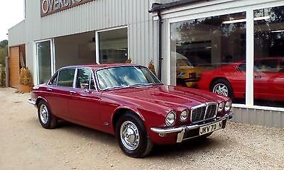 1975 Jaguar 4.2 XJ6 L AUTO SERIES 2 ** A STUNNING CAR WITH ONLY 54,546 MILES **