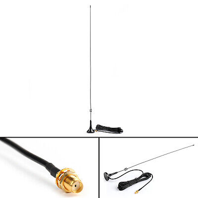 UT-108 SMA-Female DUAL BAND Magnet Antenna For Kenwood Baofeng Radio