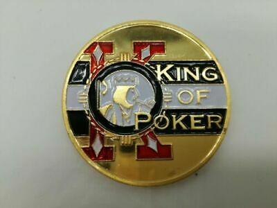 Suicide King Double Sided Poker Card Protector NEW
