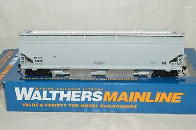 Walthers # 5076 NSC Stand-Alone 53/' Well Car Trailer-Train # 657634 HO MIB