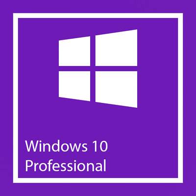 Windows 10 Pro Key Professional Activation Code 32/64 BIT | FAST Delivery