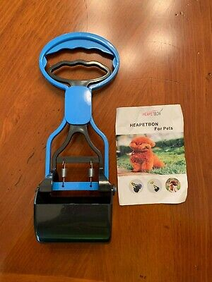 Dog Pooper Scooper Large for Pets and Cats  Heavy Duty Waste Pickup Remover