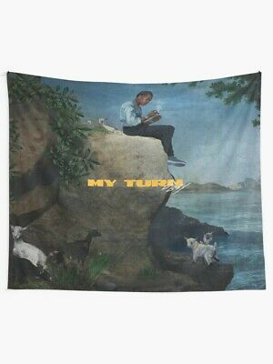 LIL BABY - MY TURN Wall Tapestry, Dababy Wall Tapestry