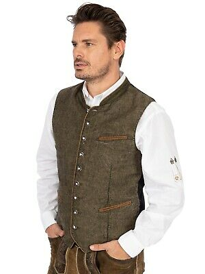 Maddox Vest Oliver Canvas Olive