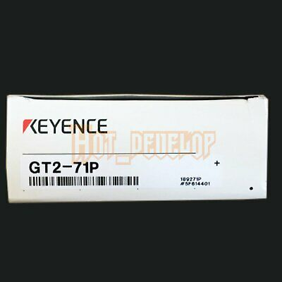 1PC New Keyence sensor GT2-71P GT271P Free Shipping 1 year warranty