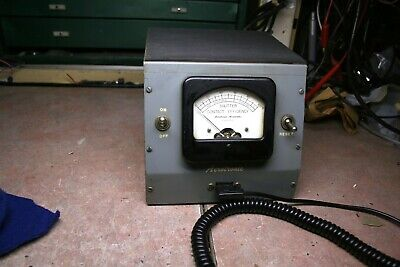 Aerotronic Associates shutter contact efficiency tester Excellent  working order
