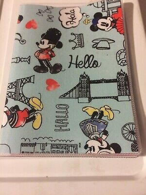 YNC Disney Passport Cover Mickey Mouse Different Models