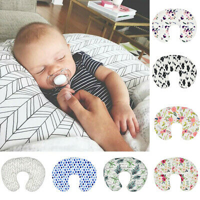 Cover Feeding Pillow Nursing Maternity Baby Breastfeeding Pregnancy- Only Cover