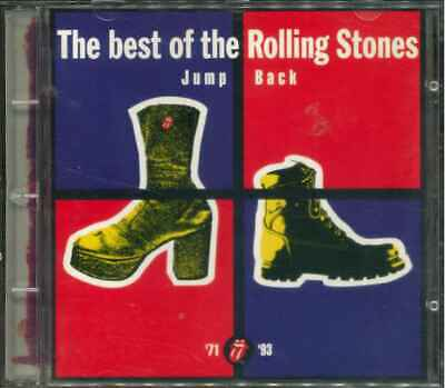 """THE ROLLING STONES """"Jump Back - The Best Of The Rolling Stones"""" CD"""