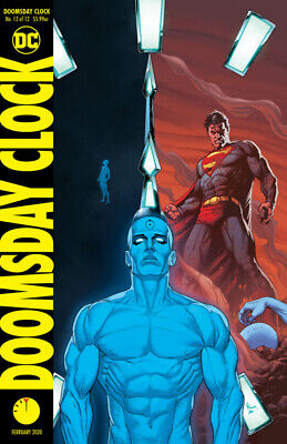 DOOMSDAY CLOCK (2017) #12 (of 12) - Variant - New Bagged