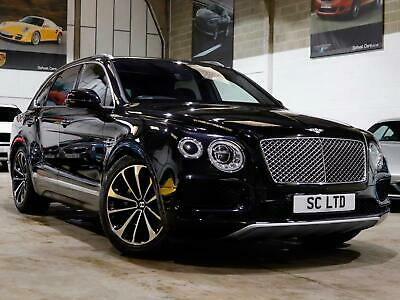 2016 16 Reg Bentley Bentayga 6.0 W12 Auto