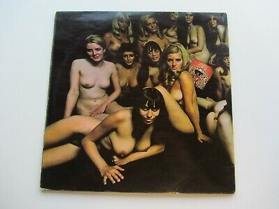 Jimi Hendrix Experience  Orig 1968 Uk Lp Electric Ladyland