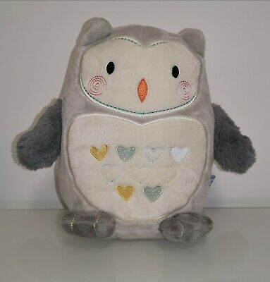 The Gro Company Gro-Clock and Blackout Blind Ollie the Owl