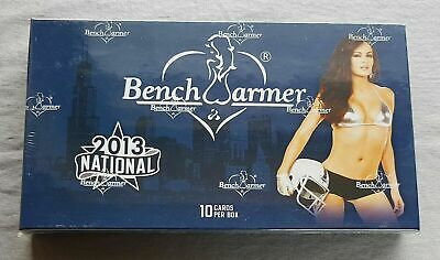 Benchwarmer National Edition Trading Cards Box 2013