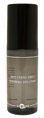 1 Bottle Anti Static Vinyl Record Cleaning Solution Fluid 100ml Free Delivery