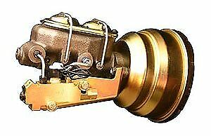 Right Stuff G85310572 Brake Booster/Master Cylinder Combo