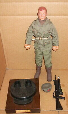 "JOSEPH COLTON 3 3//4/"" 12/"" figure mail away offer JTC P988 1994 GI Joe limited ed"