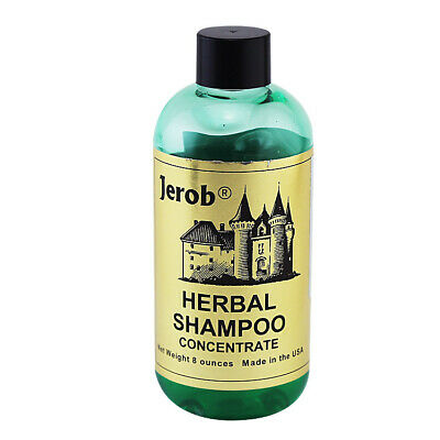 Jerob Herbal Shampoo Concentrate 64oz for Cats & Dogs