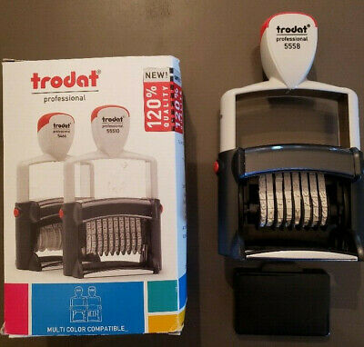 Trodat Professional Self-Inking Stamp model 5558