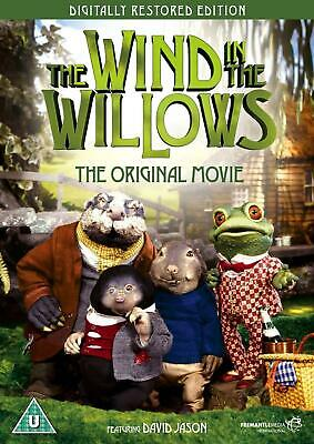 Wind in the Willows Original Movie Digitally Restored Edition DVD New Sealed