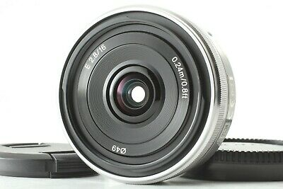 [near MINT] SONY 16mm f/2.8 SEL16F28 Wide Angle E Mount Lens From JAPAN 023