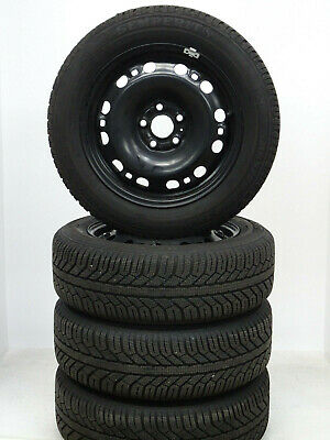 Original Vw Polo Hiver Semperit 185/60 R15