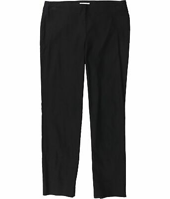 Charter Club Women's Black Size 22W Plus Slimming Skinny Pants Stretch $69 #262