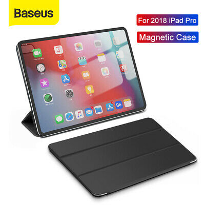 Baseus iPad Smart Folio Case for Apple iPad Pro 2018 Magnetic Shockproof Cover