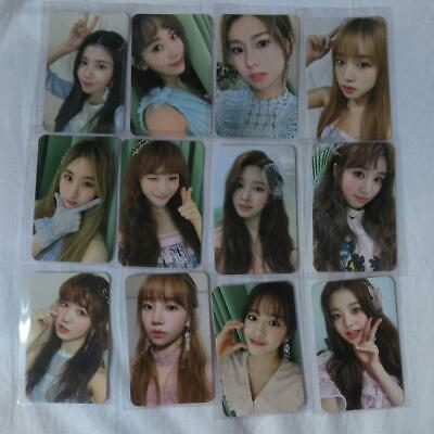 IZ*ONE IZONE Photo Card Secret Time Official PHOTOCARD Only Select