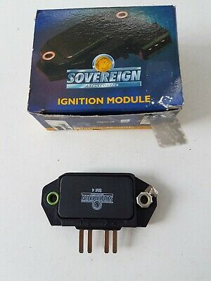 Ford Escort MK3 1.3 1.6 XR3 XR3i 1980 to 1985 Ignition Module Sovereign SM4
