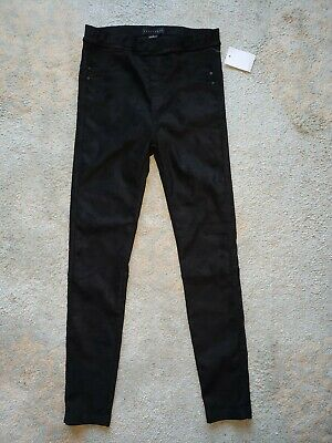 Sanctuary Runway Legging Womens Size Small Black Patterned