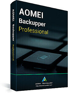 AOMEI Backupper Pro Latest Version 2PC + Lifetime Upgrades - Authorized Reseller