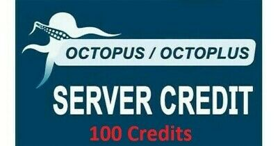 Octopus, Octoplus - 100 Credits - Delivery Time : Instant - Refill Included