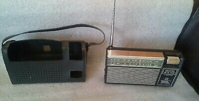 Retro National Panasonic Vintage Transistor Radio R-214R