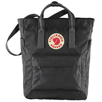 Fjallraven Kånken Totepack Unisex Bag Shopper - Black One Size