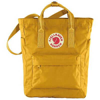 Fjallraven Kånken Totepack Unisex Bag Shopper - Ochre One Size