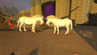 Ark Survival Evolved PS4 Unicorns (Pairs or Single!)